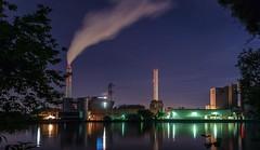 Power Plant Klingenberg photo by Markus Lehr
