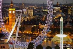 The London Eye photo by Duncan George
