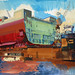 Ready for Rosyth, Gouache on paper, 64x52cm