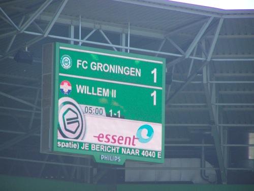 7814829640 6d623b72bc FC Groningen   Willem II 1 1, 19 augustus 2012