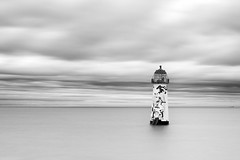 Talacre Lighthouse photo by Anthony Owen-Jones