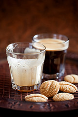 Coffee and cookies photo by laperla2009