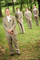 Groom and Groomsmen photo by Moore Natural Shots