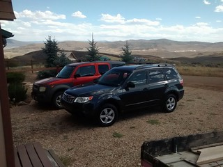 2011 Forester