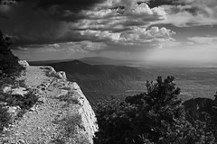 Sandia Crest, Albuquerque, New Mexico photo by Jason Neely