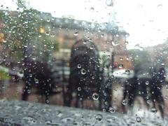 Il pleut sur Boston