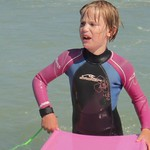 A snug fit the wetsuit this year<br/>20 Aug 2012