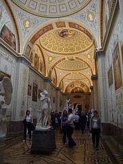 The Gallery of the History of Ancient Painting, The New Hermitage, The State Hermitage Museum, St. Petersburg photo by e_chaya