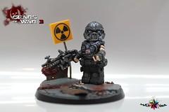 Clayton Carmine - Gears of War 3 photo by McLovin1309