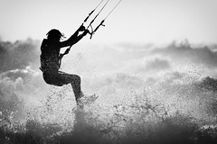 _4LN1864 : kite surf à La Torche photo by Brestitude