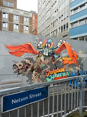 'See No Evil', Bristol 2012 - Nychos photo by Sa//y