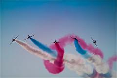 Red Arrows photo by m78kem