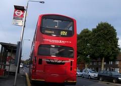London General WVL94 on route 280 Morden 01/09/12. photo by Ledlon89