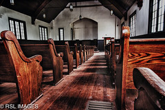 Abandoned Faith photo by RSL IMAGES
