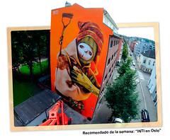 INTI en Oslo - Noruega photo by Gráfica Mestiza