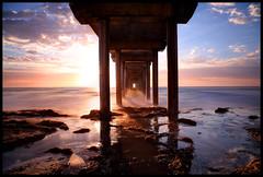 Scripps Pier - San Diego photo by Corsey21