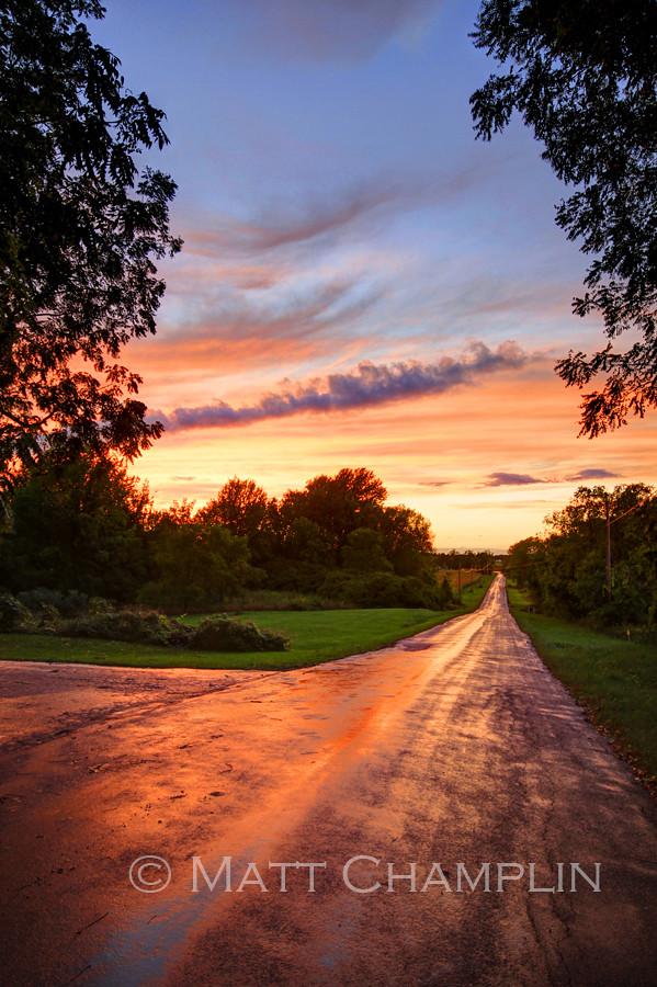 Road Work photo by Matt Champlin