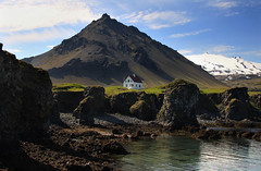 Arnarstapi (Eagle´s Cape), Iceland photo by fredschalk