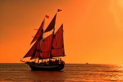Pirate ship photo by Evangelio Gonzalez MD