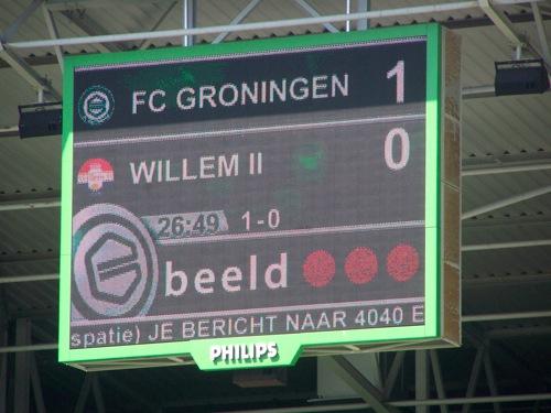 7814831146 c92d4ee97f FC Groningen   Willem II 1 1, 19 augustus 2012