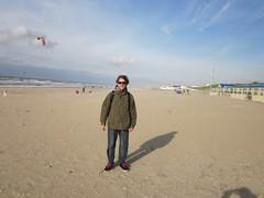 Me in Katwijk / Netherlands