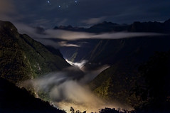 Night in the Peruvian Andes photo by benalesh1985
