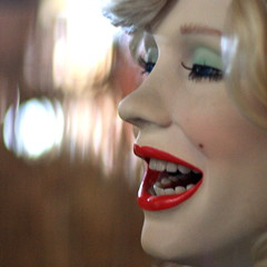 A deep dive into the wonders of Skellville: Marilyn Monroe photo by kevin dooley
