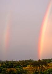 Double rainbow photo by Enio Godoy