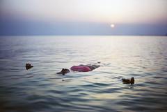a sunset photo by thodoris markou