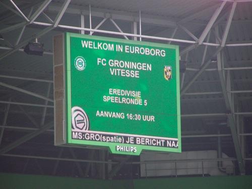 7992691891 291270699f FC Groningen   Vitesse 0 3, 16 september 2012