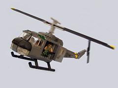 UH-1 Huey 01 photo by Legohaulic