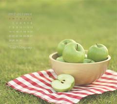 October Calendar photo by Faisal | Photography