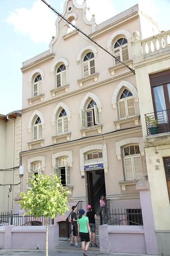 Spain Sept 7 Astorga albergue