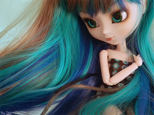 Zoey Sheryl Youngblood Neverland - Pullip Lunatic Queen