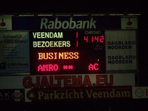 8046439851 2b1413e8cd SC Veendam   SC Cambuur Leeuwarden 1 1, 1 oktober 2012