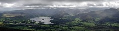 Derwentwater Panorama photo by Serigrapher