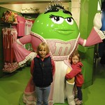 No trip to London is complete without M&M shop<br/>22 Sep 2012