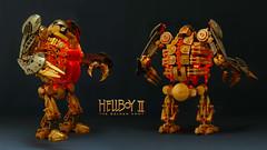 Hellboy II The Golden Army: Robot photo by Robiwan_Kenobi