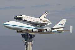 End of an Era - Space Shuttle Endeavour Flies for the Last Time photo by Silver1SWA (Ryan Pastorino)
