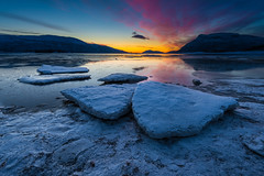 Blue Ice photo by Kenneth Solfjeld