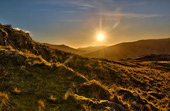 Sunrise from Middle Fell photo by LoveLakesLife