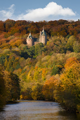 Castell Coch, Autumn III, Wales photo by welshio