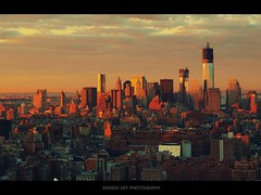 Freedom Tower Rising photo by Anindo Dey