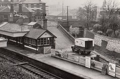 Newcastle NSR 1950s photo by bescotbeast