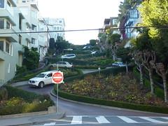 lombart street-russian hill