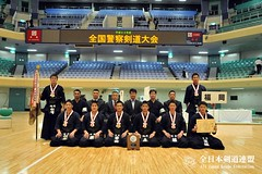 59th All Japan Police KENDO Tournament_013