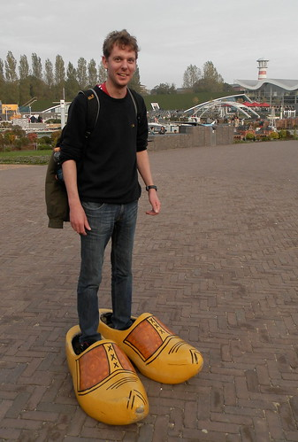 Me in Woodenshoes