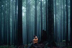 Her Mystified Mind photo by Elizabeth Gadd