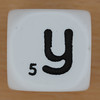 Spelling Dice Letter y