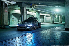 Jon Olsson's carbon Audi R8 photo by Sean Klingelhoefer